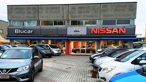 Concessionaria Nissan a Massarosa, Provincia di Lucca